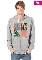 VANS Philosophize Hooded Zip concrete heather