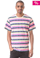 VANS Pink Eruption S/S T-Shirt pink