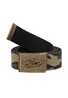 VANS Reverse Web Belt black/camo