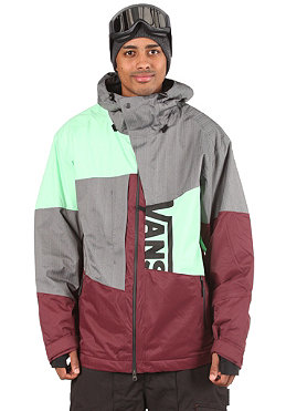 VANS Ridge Jacket port royal/steeple grey