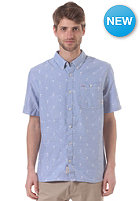 VANS Rusden Mini Palm S/S Shirt federal blue