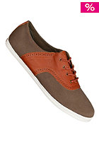 VANS Saddle Lo Pro CA brown/green