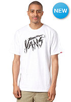 VANS Scratcher S/S T-Shirt white