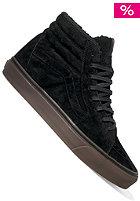 VANS Sk8 Hi black/dark gum