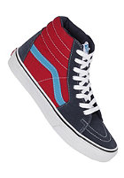 VANS Sk8 Hi dress blues/chi