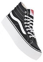 VANS Sk8-Hi Platform canvas black/true white