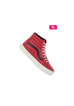 VANS SK8 Hi Reissue leather chili