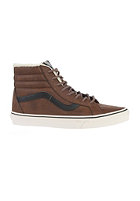 VANS Sk8-Hi Reissue (leather/fleece