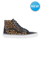 VANS SK8-HI Reissue (leopard leather) black/true white