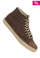 VANS Sk8-Hi Reissue Shoes (hiker fleece)