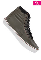 VANS Sk8-Hi Shoes (coated) olive