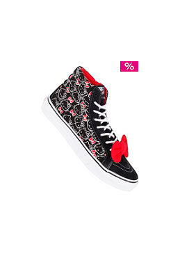 VANS Sk8-Hi Slim hello kitty black