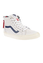 VANS Sk8-Hi Zip CA varsity stripe white