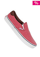 Slip On 59 10 oz canvas chili pepper