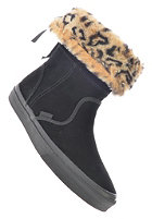VANS Slip-On Lace Boot (leopard) black