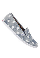VANS Slip On Lo Pro washed denim
