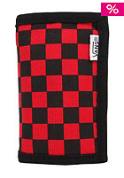 VANS Slipped Wallet black/red