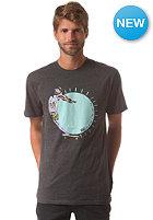 VANS Soul Arch S/S T-Shirt heather black