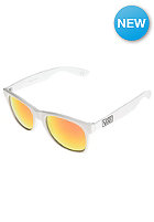 VANS Spicoli 4 Shades Sunglasses matte white/red
