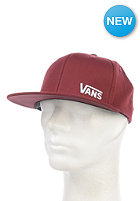 VANS Splitz Cap burgundy/white