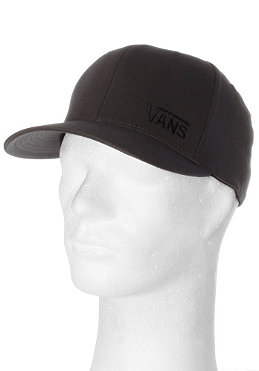 VANS Splitz Flexfit Cap charcoal