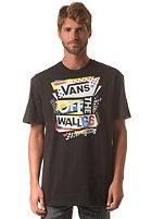 VANS Stenciled II S/S T-Shirt black