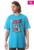 VANS Stenciled II S/S T-Shirt turquoise/aqua
