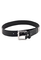 VANS Studded Leather Belt black/silver