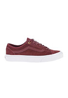 VANS Style 36 Slim (gold pop) suede/tawny port