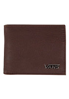VANS Suffolk Wallet brown