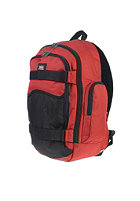 VANS Transient II Skate Backpack red/black
