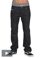 V66 Slim Pant dark indigo