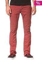 VANS V76 Skinny Pant redrum overdye