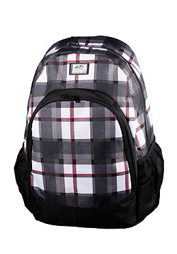 VANS Van Doren Backpack black/white/red