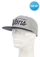 VANS Verdugo Snapback Cap heather grey/bl