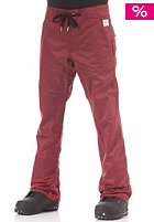VANS Wangle Pant bordeaux