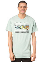 VANS Wavy Gravy S/S T-Shirt green bay heath