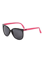 VANS Womens 80's Sunglasses black/neon pink