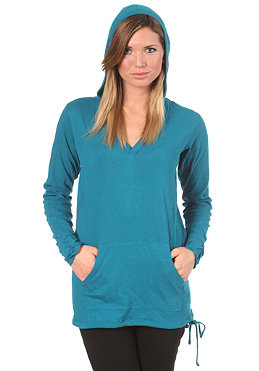 VANS Womens Aiyo Top ocean depths heather