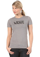 VANS Womens Allegiance S/S T-Shirt grey heather
