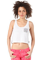 VANS Womens Animalistic Tank Top neon leopard