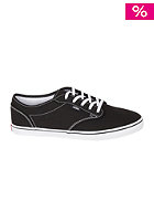 Womens Atwood Low canvas blk/wht