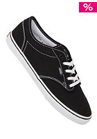 Womens Atwood Low canvasblk/wht