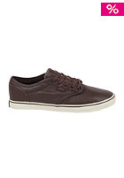 VANS Womens Atwood Low Shoes (leather) brwn/Turtledove