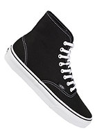 VANS Womens Authentic Hi Shoes black/true whit