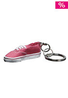 VANS Womens Authentic Keychain pink lightning