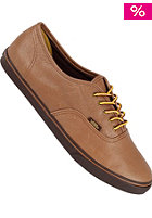 VANS Womens Authentic Lo Pro leather brown