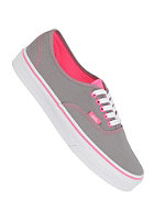 VANS Womens Authentic neon pop fros