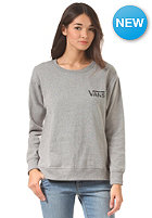 VANS Womens Authentic Small LO Knit Sweat heather grey