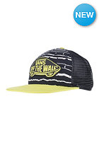 VANS Womens Beach Girl black/sulphur